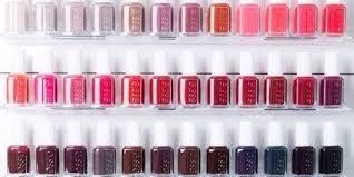 most popular nail polish shade on pinterest