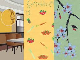home paint design software free 5 ways to paint designs on walls wikihow