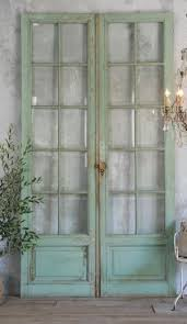 Salvaged French Doors - collections rust and refind