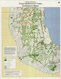 Map Of Chicago Illinois by Chicago Parks Map Map Of Chicago Parks United States Of America