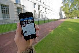 social media wikipedia