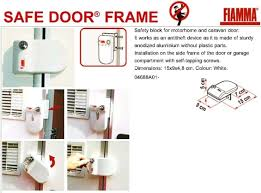 Fiamma Awning Parts Fiamma Safe Door Frame
