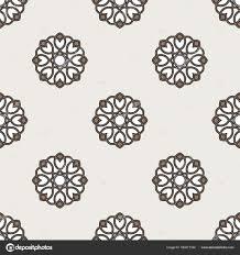 seamless geometric pattern of circular elements wallpaper
