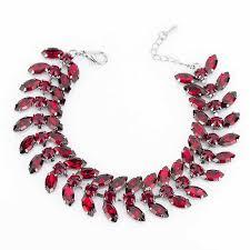 red crystal bracelet images Women 39 s red crystal bracelet surewaydm free shipping jpg
