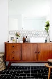 Mid Century Modern Bathroom Mid Century Modern Bathroom Vanity Ideas Starburst Shower Curtain