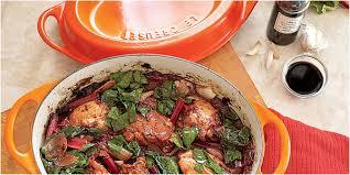 rôti de porc en cocotte en fonte la recette