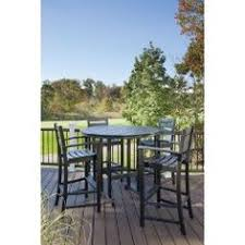 High Patio Table Hampton Bay Westbury 7 Piece Bar Height Patio Set Bar Height