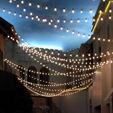 commercial outdoor string lights sacharoff decoration