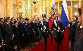 Russian Cabinet Vladimir Putin Inaugurated As President Of Russia U2022 President Of