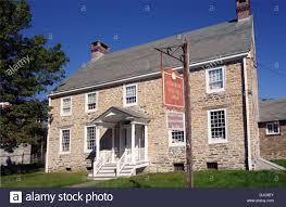 Clinton New York Home George Clinton House In Poughkeepsie New York Stock Photo Royalty