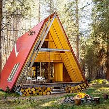 Rent A Tiny House In California Best 25 Forest Cabin Ideas On Pinterest Cabanas Glass Cabin