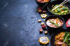 les fonds de cuisine fond de cuisine thaïlandaise plats de la cuisine thaïlandaise