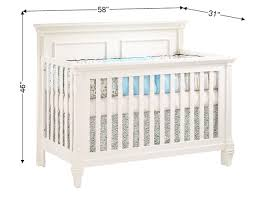 Convertible Crib Mattress Size Baby Crib Dimensions Search Goodies Pinterest
