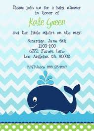 whale baby shower invitations printable nauticalthemed invitation for baby by laurabacigalupo