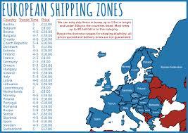 christmas tree world shipping information