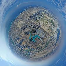 the breathtaking interactive view of dubai from the world u0027s