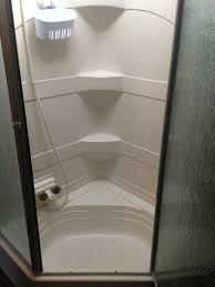rv bath and shower stalls interior exterior homie best camper image of rv showers for sale