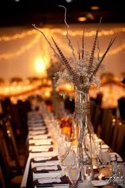 curly willow branch wedding centerpiece curious country