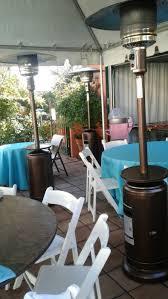 outdoor party rentals outdoor heater rentals patio heater rental los angeles ca