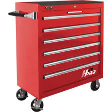 Tool Storage Cabinets Homak H2pro 36in 6 Drawer Roller Tool Cabinet 36 1 8in W X