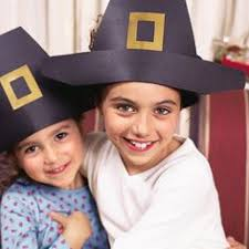 thanksgiving day craft diy pilgrim hats simple diy pilgrim and