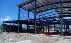 prefab steel workshop for tanzania china steel structure metal