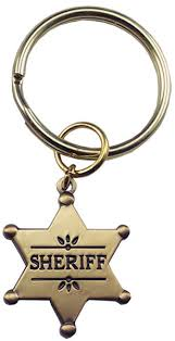 star key rings images Specials pieces of history old west custom badges route 66 jpg
