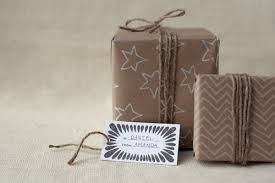 kraft christmas wrapping paper diy kraft paper gift wrap wit whistle