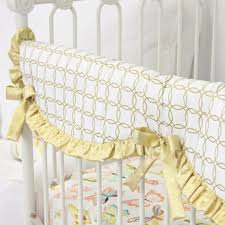 Gold Crib Bedding by Buttercup Baby Bedding Pastel Nursery In Peach Mint And Blush