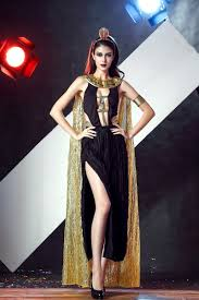 free shipping egyptian queen cosplay halloween costumes for