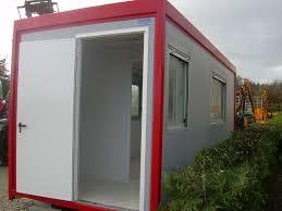 bureau préfabriqué occasion bungalows construction modulaire prefabrique demontable algeco