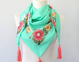 mint green pink etsy