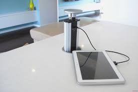 kitchen island electrical outlets pop up electrical outlets for kitchen islands kitchen design ideas