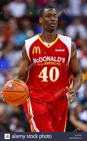 Harrison Barnes Basketball West All Star Forward Harrison Barnes 40 Of Ames High