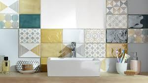 carrelage vintage cuisine faience retro pour salle de bain meilleur idées de conception de