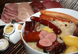 recette de cuisine allemande la gastronomie traditionnelle allemande