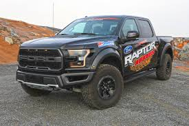 Ford Raptor Horsepower - 2017 ford f 150 raptor owners can get free performance training