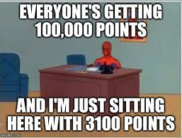 Desk Meme - spiderman computer desk meme imgflip