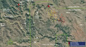 Alaska Wildfire Road Closures by South Dakota U2013 Wildfire Today
