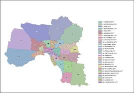 Councils Of Melbourne Map Local Government Authorities Melbourne Vro Agriculture