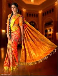 5 types of wedding sarees you can wear