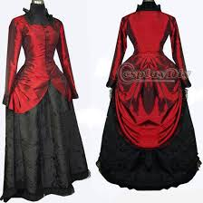 Victorian Dress Halloween Costume Buy Wholesale Victorian White Dress China Victorian