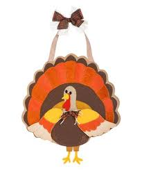 turkey door hanger steel southern designs initial door hanger zulily