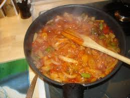 cuisiner salsifis en boite gratin de pâtes aux salsifis et poivrons cooking of emily