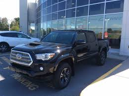 toyota tacoma interior 2017 new 2017 toyota tacoma 4x4 double cab v6 trd sport 6m for sale in