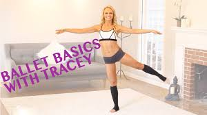 Ballet Inspired Workout Clothes Ballet Basics With Tracey Mallett Barre Youtube