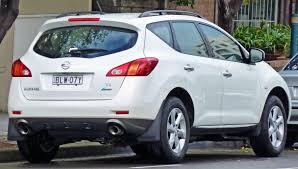 nissan murano technical details history photos on better parts ltd