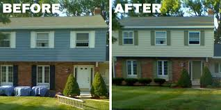 4 amazing exterior house painting color schemes to consider