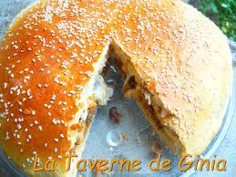 gazelle cuisine khobz bolognaise la taverne de ginia