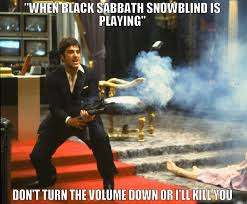 Black Sabbath Memes - black sabbath cocaine quickmeme